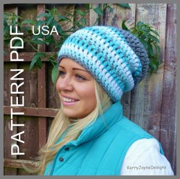 The Slouch Beanie USA