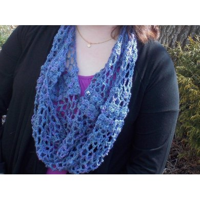 Spring is Here! Infinity Scarf