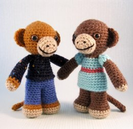 Little Monkey Amigurumi