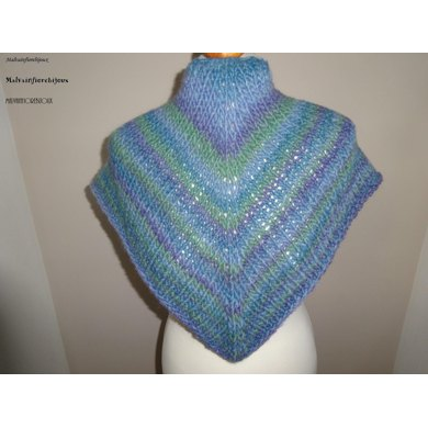 Knitted Jersey Patterns : Boomerang en Jersey Knitting pattern by malvainfiore knitting and bijoux