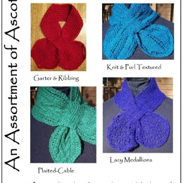 An Assortment of Ascots ... from simple to sophisticated