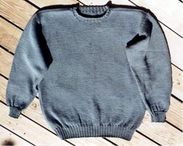 Basic Pullover Sweater