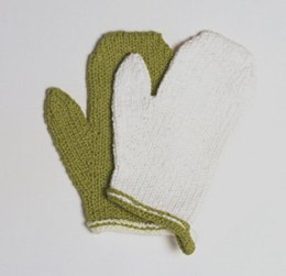 Cotton Wash Mitts