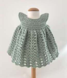 Madeline baby dress