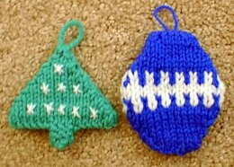 Easy Fillable Ornaments