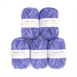 Debbie Bliss Baby Cashmerino Tonals 5 Ball Value Pack