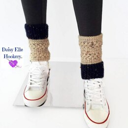 Cozy Cool Beans Boot Cuffs