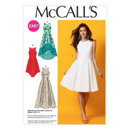 McCall's Misses' Dresses M6953 - Sewing Pattern