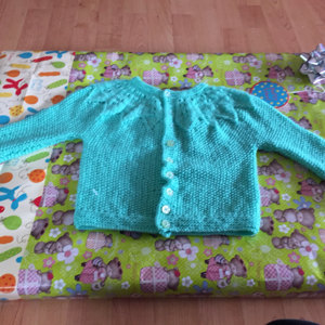 Star Bright Baby Cardigan Amp Hat In Red Heart Soft Baby