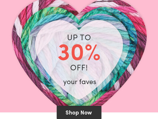 Up to 30 percent off your faves!