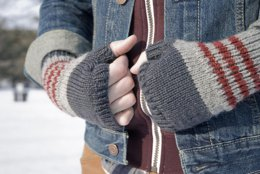 Mitfits fingerless mitts