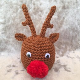 Reindeer Chocolate Orange Cover