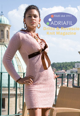 Modigliani Outfit in Adriafil Mohair Stretch - Downloadable PDF