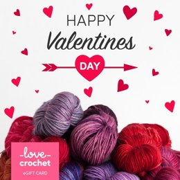 LoveCrochet eGift Card - Valentine's Day 3