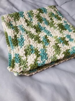 Easy Washcloth & Hand towel