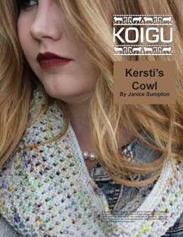 Kersti's Cowl in Koigu Kersti - Downloadable PDF