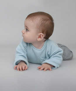 Sweater in Phildar Partner Baby - Downloadable PDF