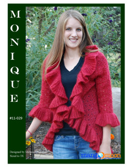 Monique Jacket in Mango Moon Capra - 11 - 029 - Downloadable PDF