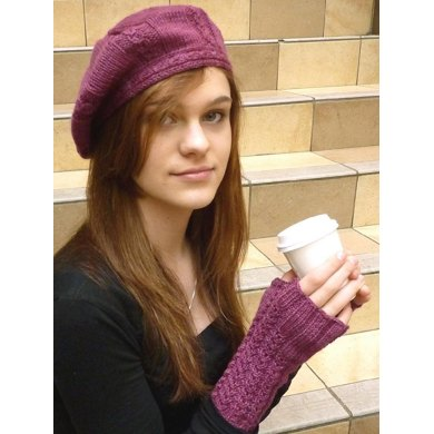 Pointer Mitts and Cap or Beret