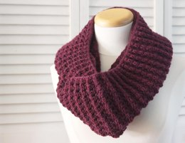 Infinity Puffy Scarf