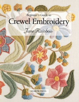 Search Press Beginner's Guide to Crewel Embroidery - 993999 -  Leaflet