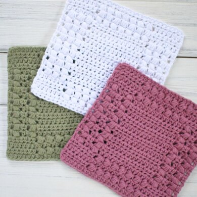 Cottage Row Dishcloth