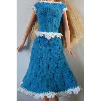 Kirsty Suit for Barbie
