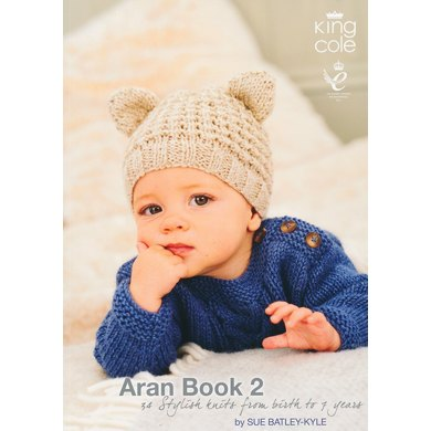 King Cole Aran Book Two