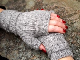 Beorn Mitts (Worsted)