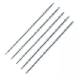 "Prym Aluminium Double Point Needles 30cm (12"") (Set of 5)"