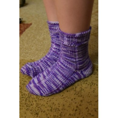 Toasty Toes 40 Peg Loom Knit Socks Loom Knitting Knitting Pattern By