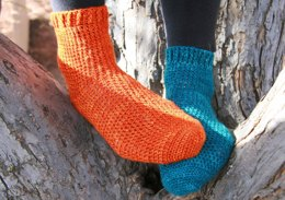 Mix & Match Toe Up Socks