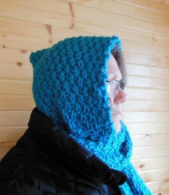Hooded Scarf