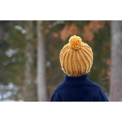 Awesome Knit Look Hat
