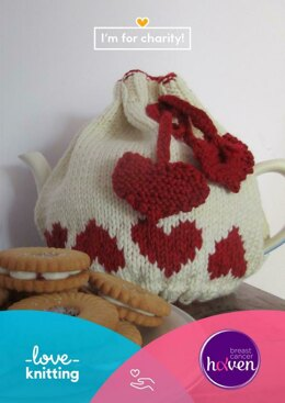 Haven Tea Cosy by Sian Brown