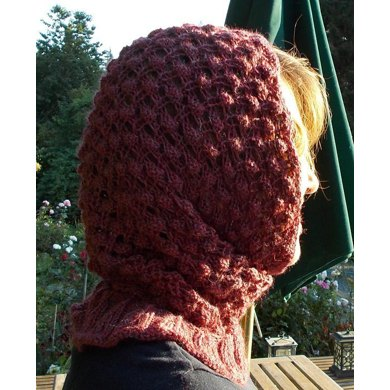 Cloudberry Cowl