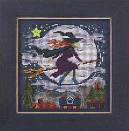 Mill Hill Witch Way Cross Stitch Kit