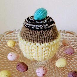Easter Cupcake - Chocolate Orange Cover