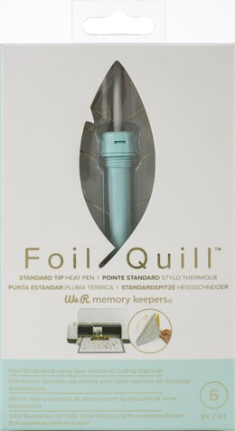 We R Memory Keepers Foil Quill Pen - Standard Tip