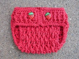 Ripple Berry Diaper Cover