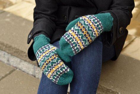 Anstruther Mittens