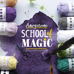 Amigurumi School Of Magic MCAL