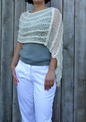 Thick and Thin Poncho