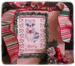 Designs by Lisa Merry Christmas Lil' Bandit - DBL224 -  Leaflet