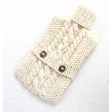 H03 Hot Water Bottle Cover