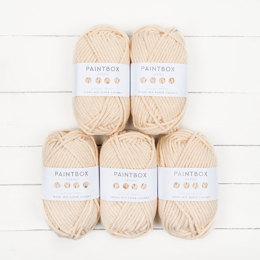 Paintbox Yarns Wool Mix Super Chunky 5 Ball Value Pack