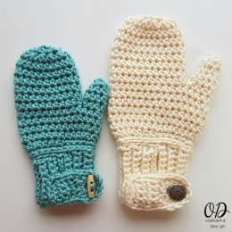 Easy-On Mittens