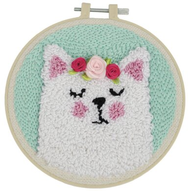 Needle Creations Needle Punch Kit - Cat