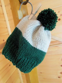 2-Tone Winter Hat