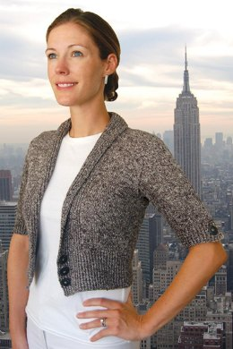 City Cardigan to Knit
